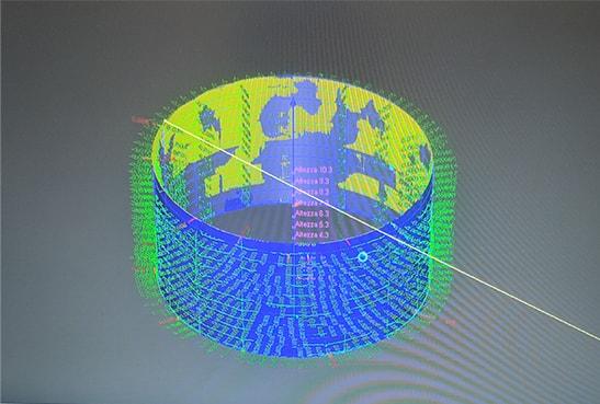 Laser Scan 3D